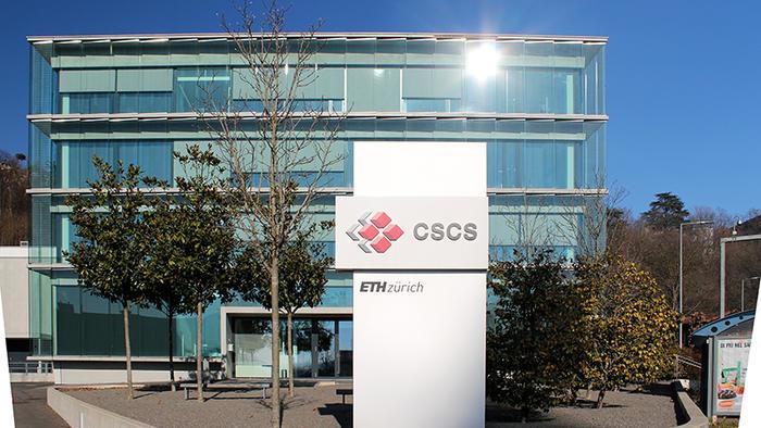 Das Nationale Hochleistungsrechenzentrum CSCS in Lugano. (Quelle: Netzmedien)