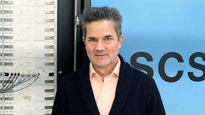 Thomas Schulthess, Direktor des CSCS. (Quelle: Netzmedien)